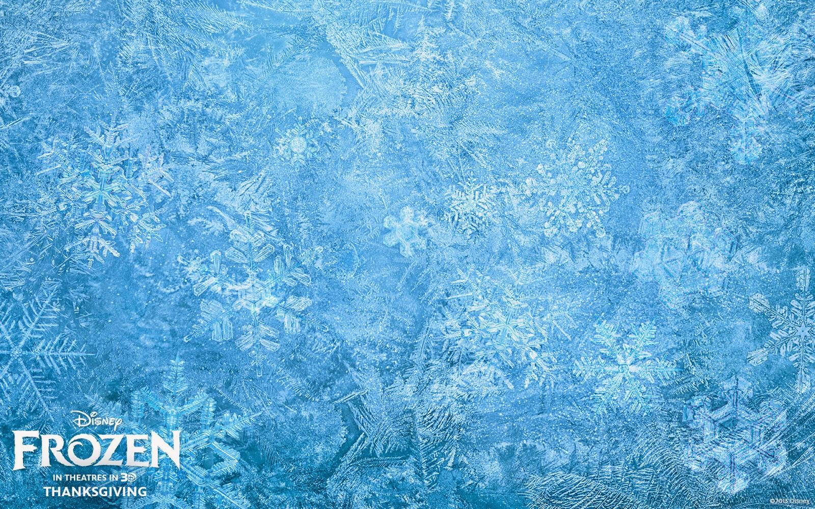 fondo de pantalla de nieve frozen