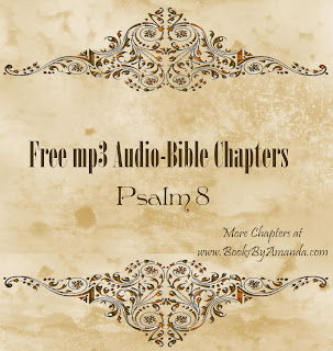free mp3 Bible Psalm chapter 8