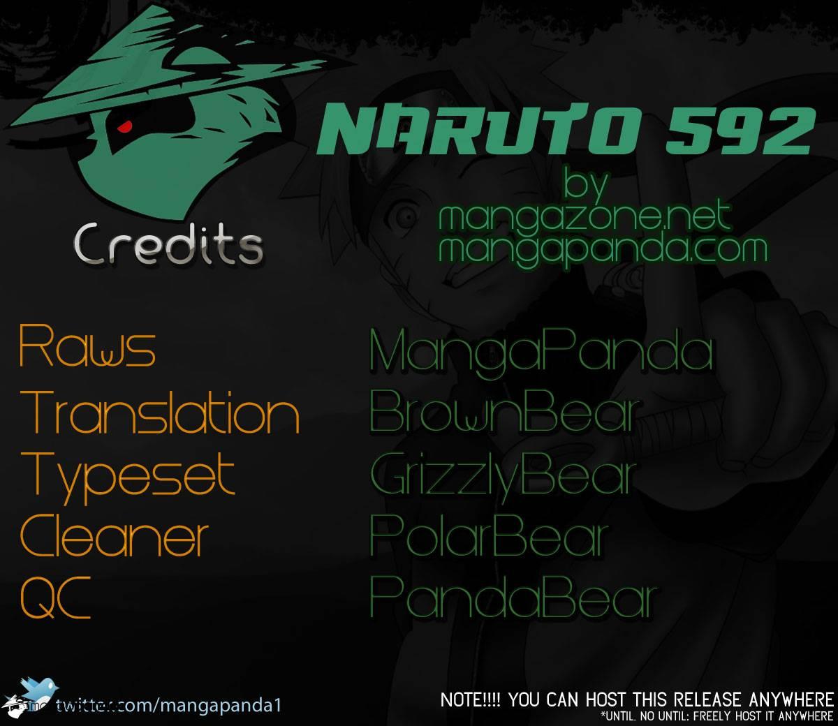 Naruto - Chapter 592 - Pic 17