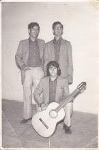 Los Pelaos año 1972