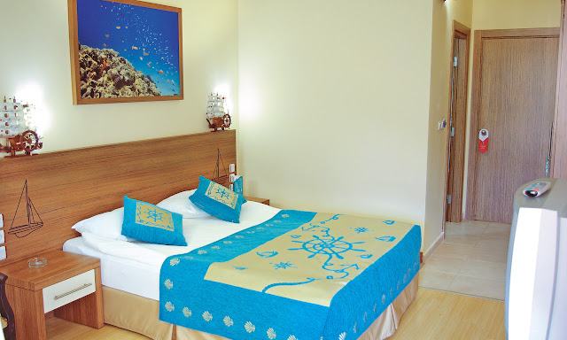 Antalya Daima Resort Hotel Odalar