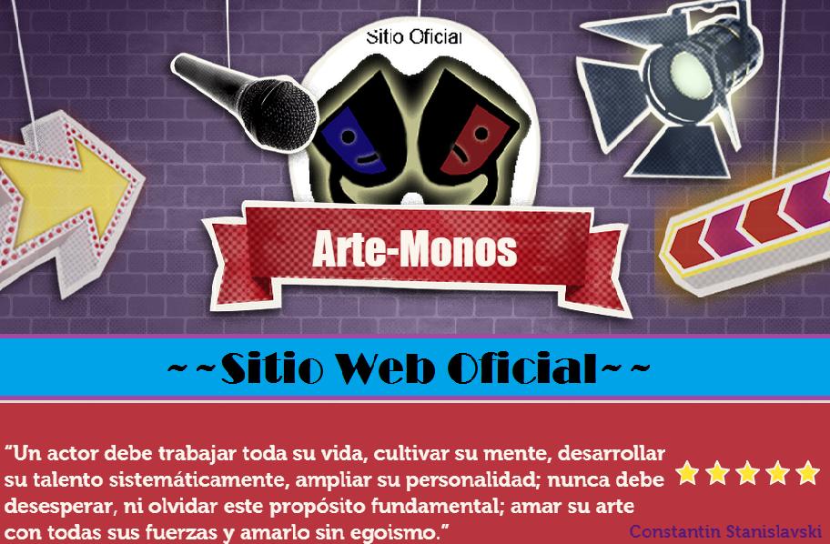 Arte-Monos... Sitio Oficial