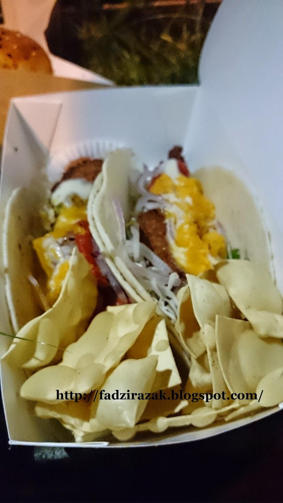 Fish Tacos Curbside Cantina