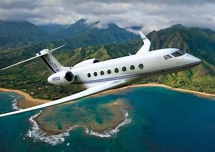 Jet Gulfstream G650 Milik Pengarah Lord of The Rings Cari MH370