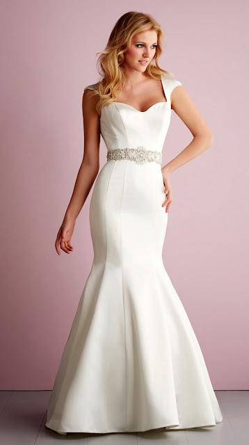 Increíbles vestidos de novias | Colección Allure Romance