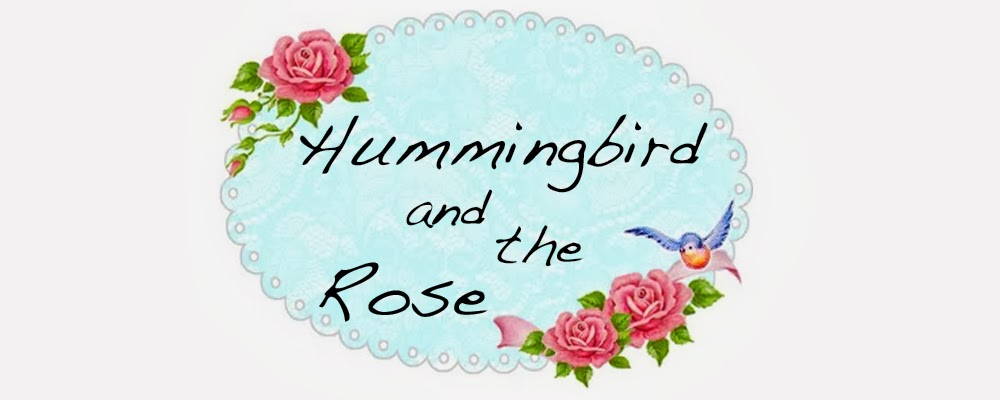 Hummingbird And The Rose