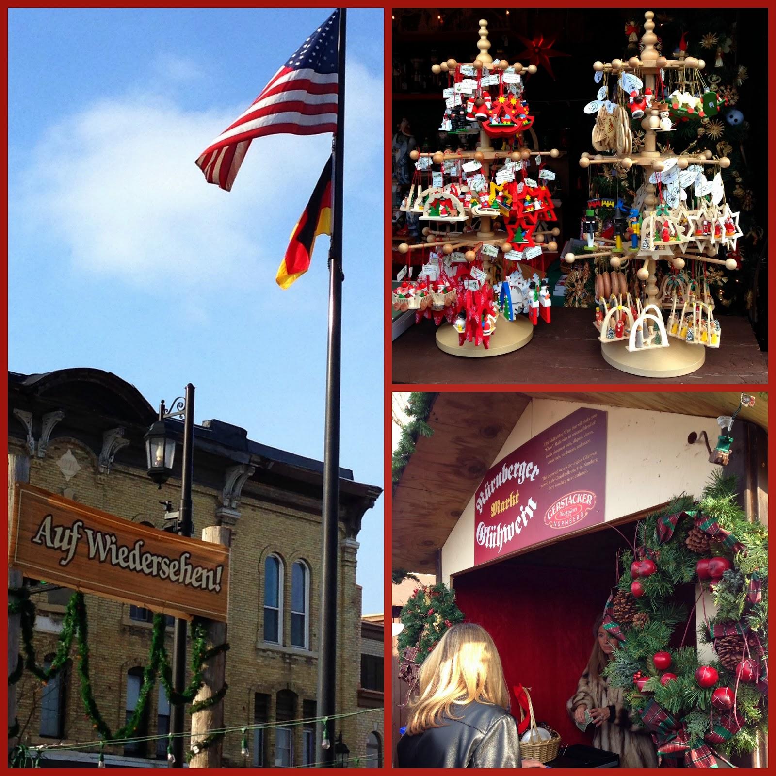 Lisa Living Well: German Christmas Market of Oconomowoc