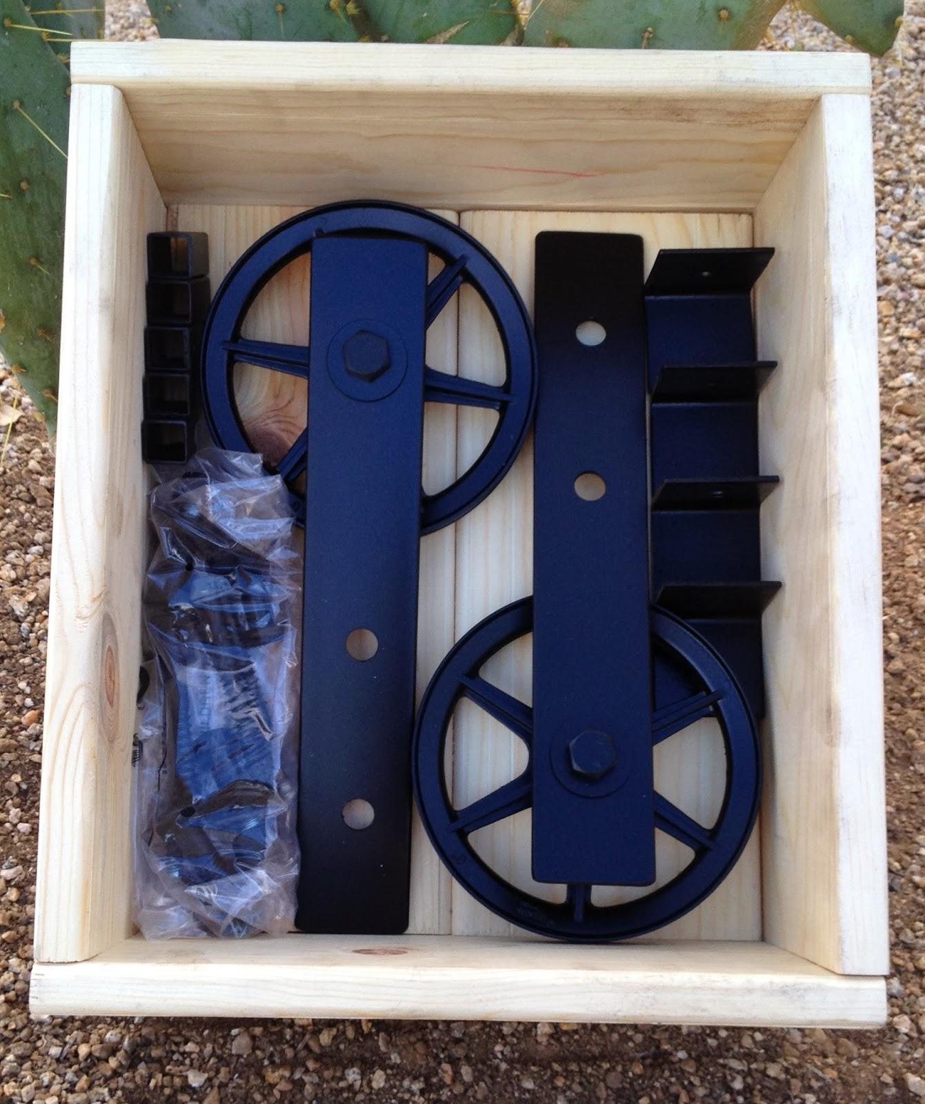 Barn Door Hardware Kits ON SALE NOW!