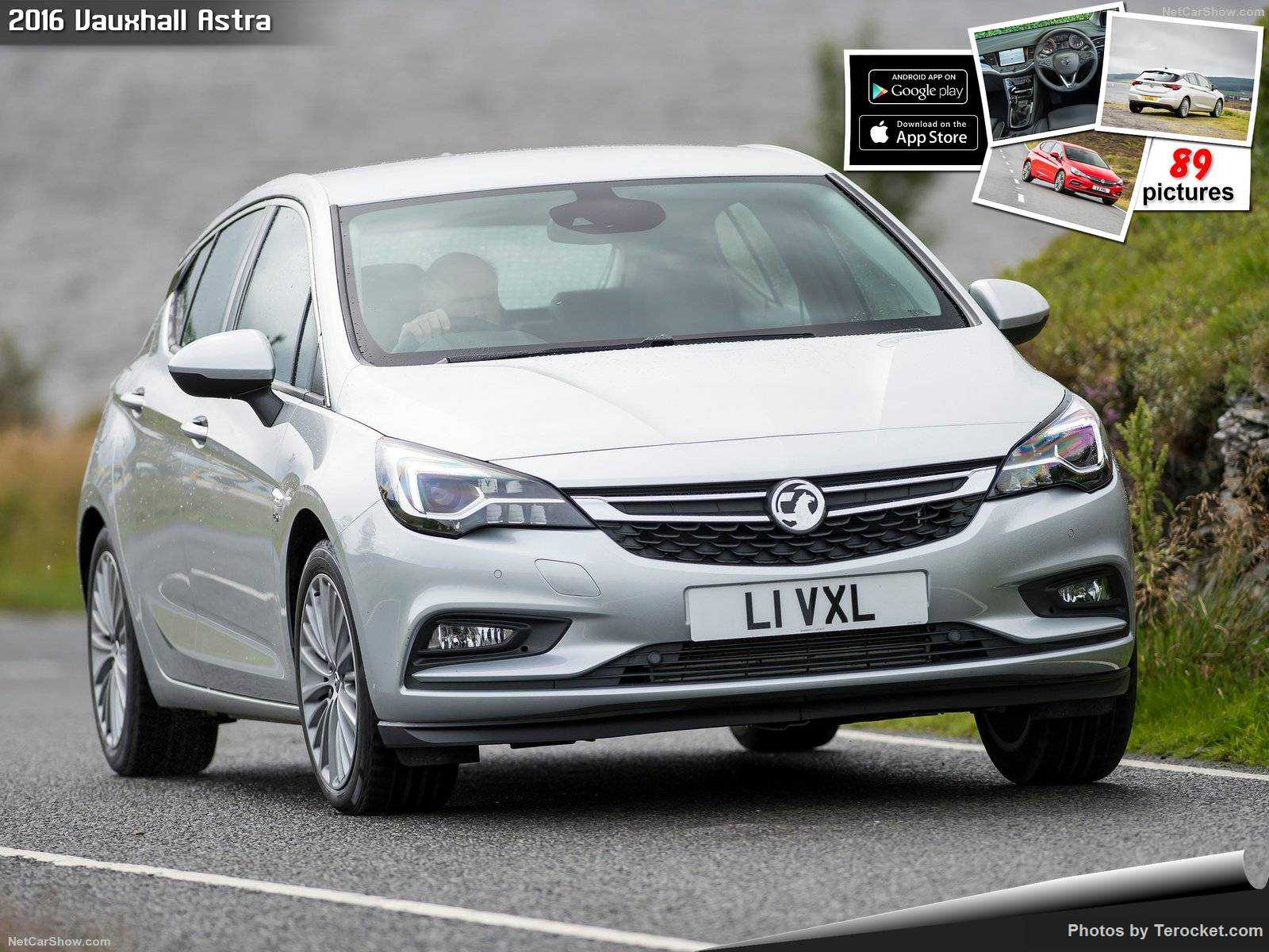 Hình ảnh xe ô tô Vauxhall Astra 2016 & nội ngoại thất