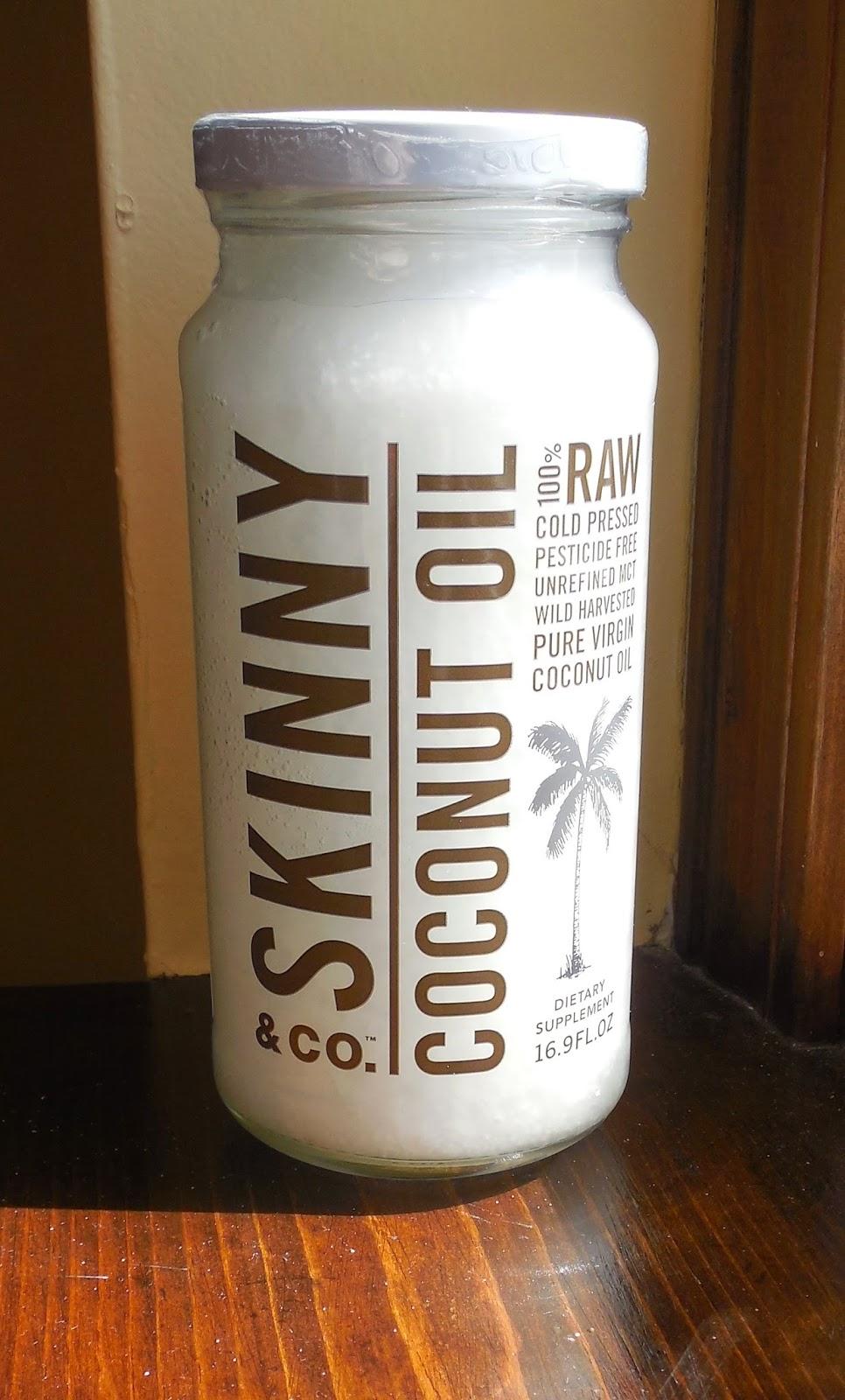 Skinny & Co Coconut Oil