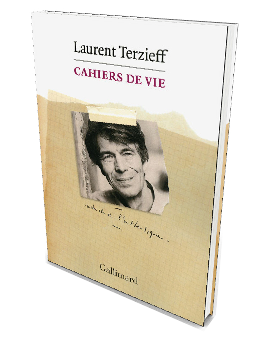 Laurent Terzieff - Cahiers de vie (2011)