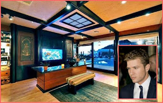 Ryan Phillippe selling his home for $7.45 Million