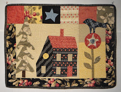 Needleturn Applique Quilt