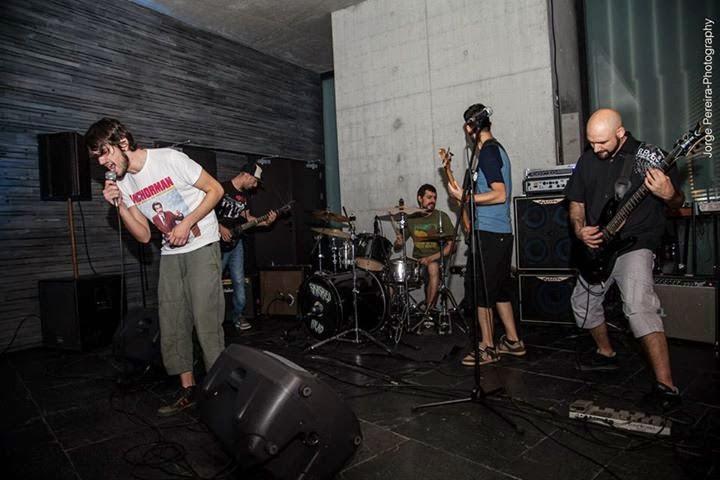 Sathya live at Centro Cultural do Cartaxo