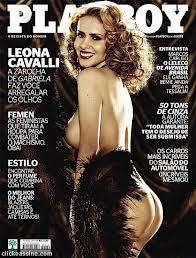 Revista Playboy Leona Cavalli Outubro 2012 Download Revista Grátis