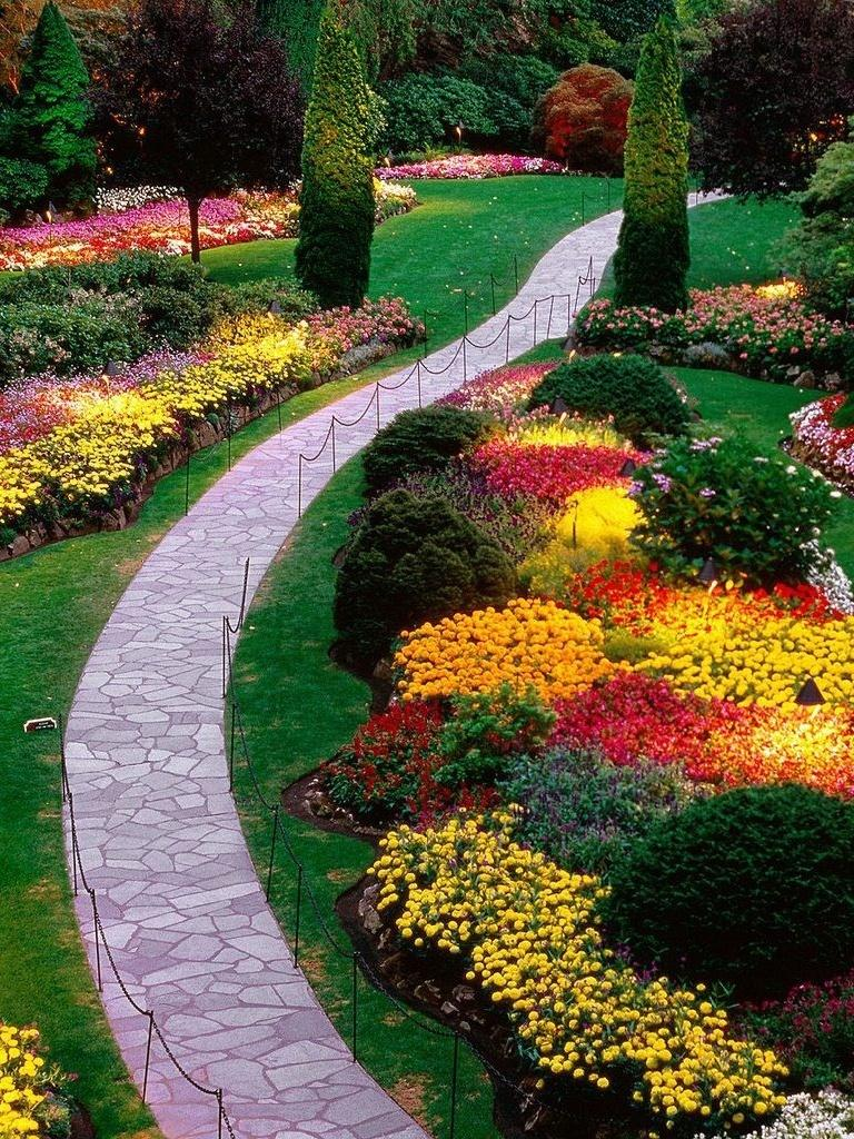 Turismo una nueva manera de ver el mundo palacio y for Ver jardines