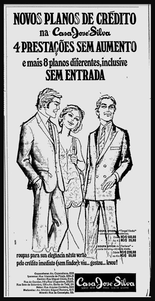 os anos 70;história da década de 70; Brazil in the 70s;
