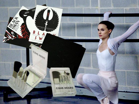 Promoção Cisne Negro