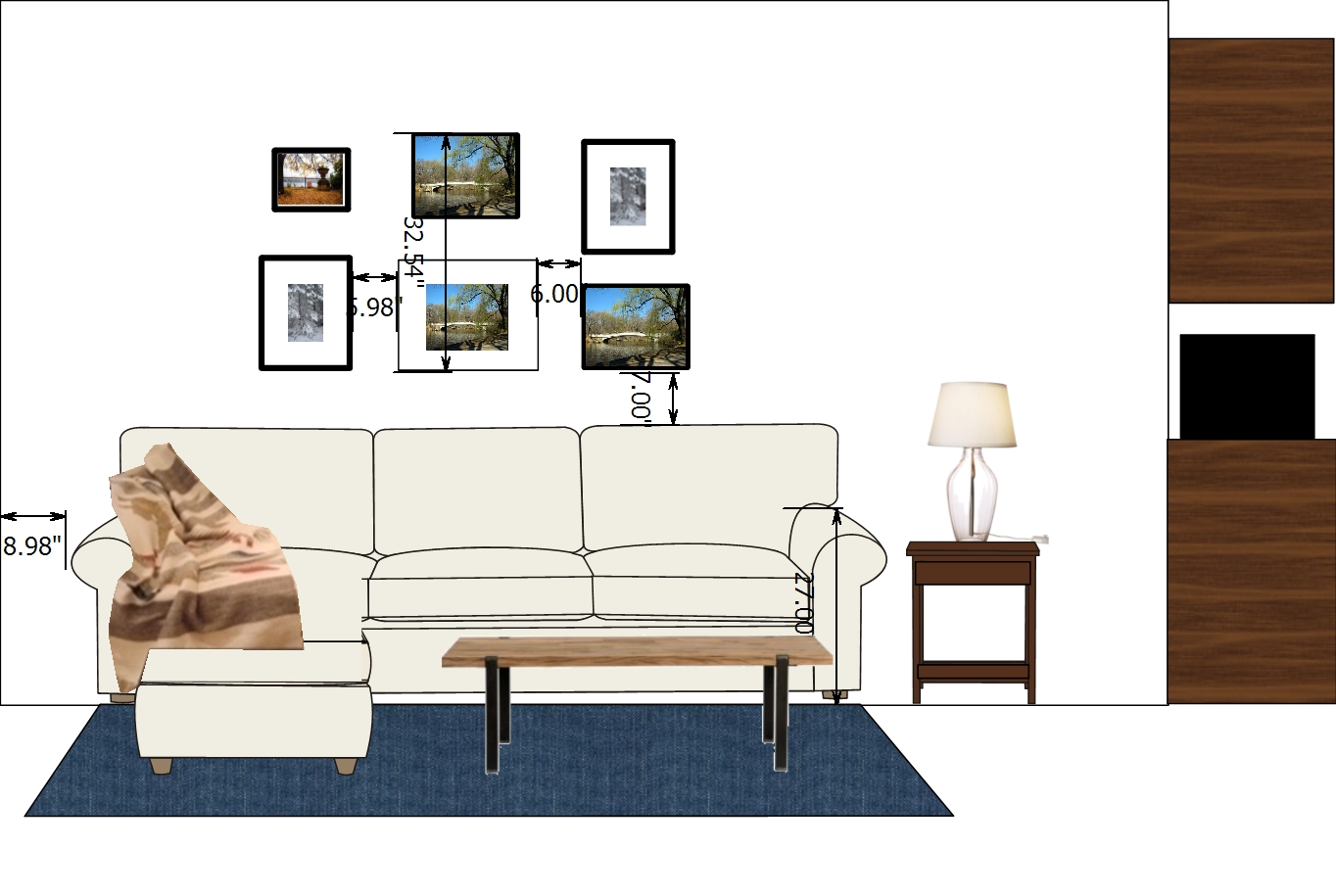 This Project Lent Itself Very Well To Virtual Design   Long Distance