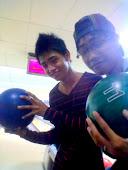 + bowling +