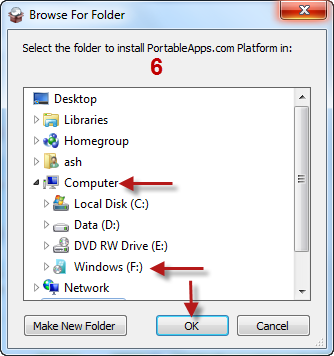 PortableApps.com Platform v12.0.5