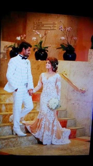 Cricketer Kaushal's Wedding