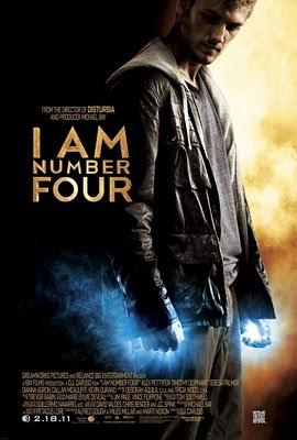 Soy el número cuatro (2011) | 3gp/Mp4/DVDRip Latino HD Mega