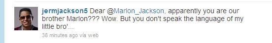 Twitters de la Familia Jackson Jermaine+twitter