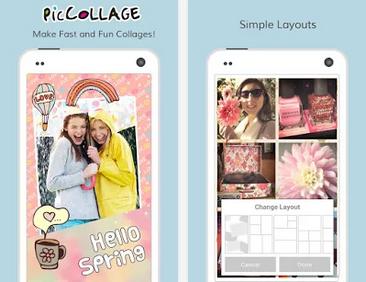 Pic Collage APK-APP推薦下載(拼貼趣APP),相片照片組合、照片拼貼拼圖軟體,Android版