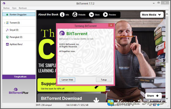 Download BitTorrent Terbaru 2013