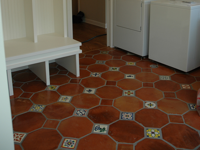 Live well live pure cinco de mayo for Spanish style floor tiles