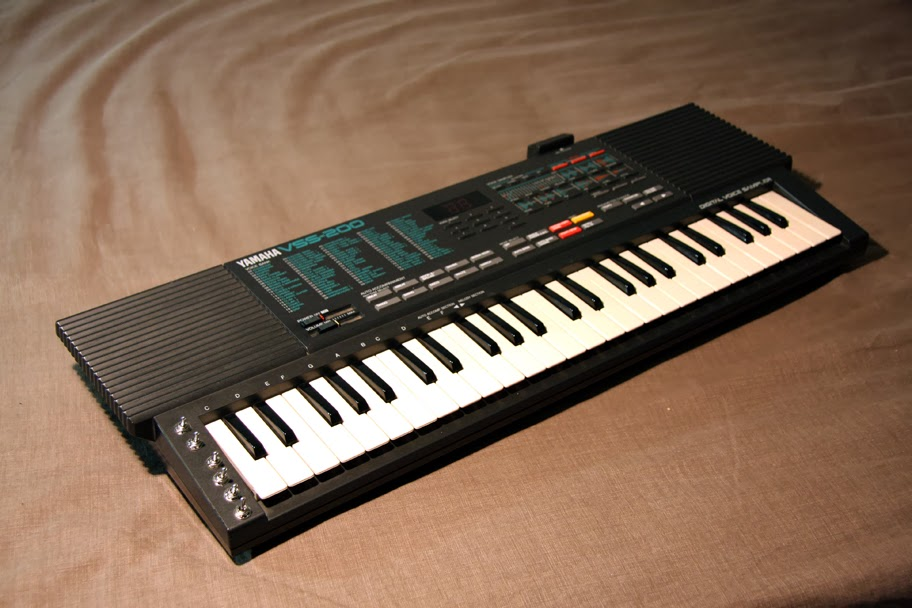 keyboard drum machine