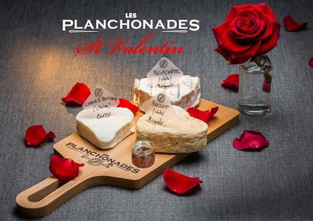 JULIEN PLANCHON - Planchonade