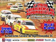 Próxima etapa Catarinense e TCC - 06 e 07/06