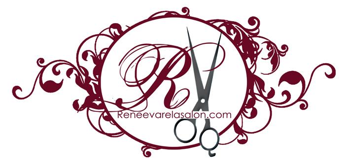 designs by kassie rv salon logo design