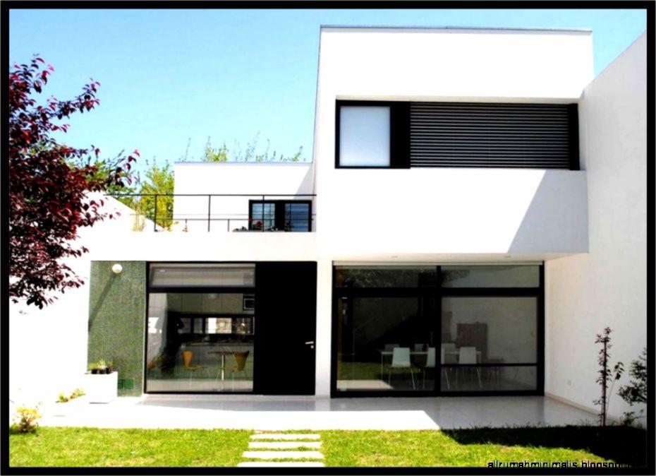Contoh Rumah Minimalis Tampa Depan   Model Rumah TerbaruModel