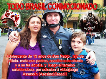 Niño adicto Assassin's Creed ll mata a toda su familia