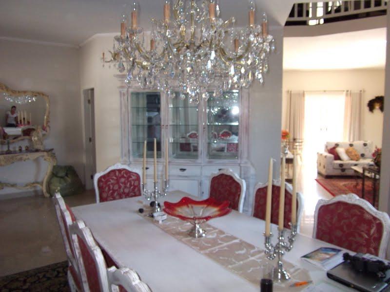 decoracao de interiores artesanal:Sala De Jantar