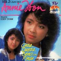 Annie Ibon - Cinta, Dusta, Benci Dan Rindu Vol 2 (Album 1986)