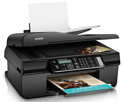 Epson Workforce 320 & 325 Driver Printer