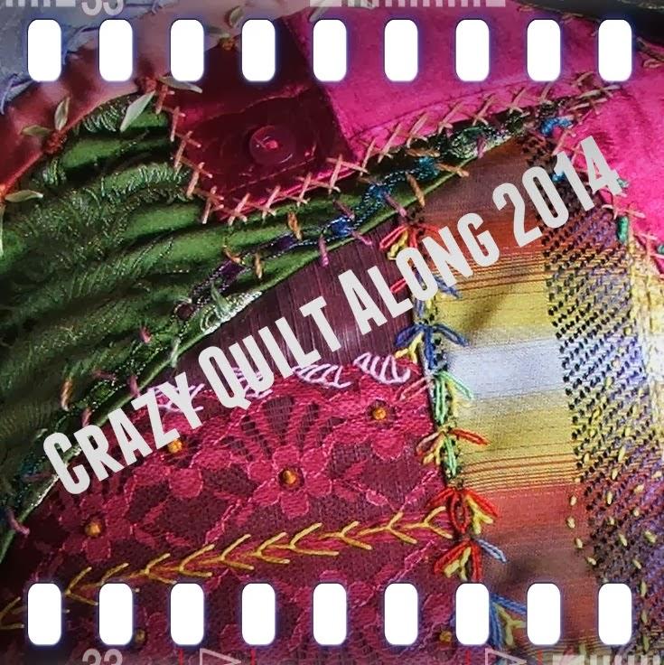 Crazy Quilt Along