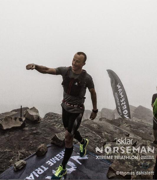 3. plass Norseman 2014
