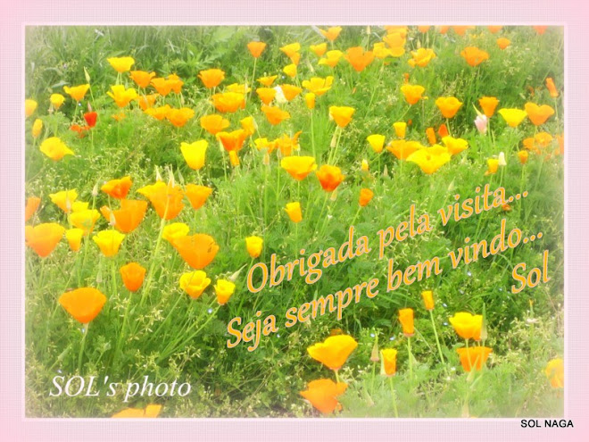 ღ Alegria por sua presença, no meu espaço verde