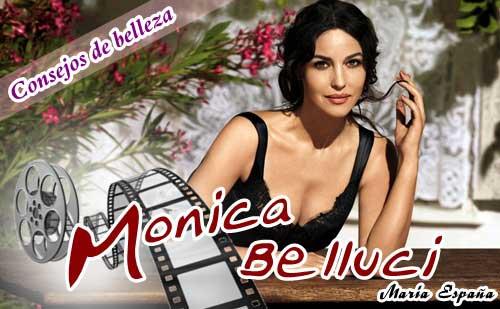 Los consejos de belleza de Monica Belluci