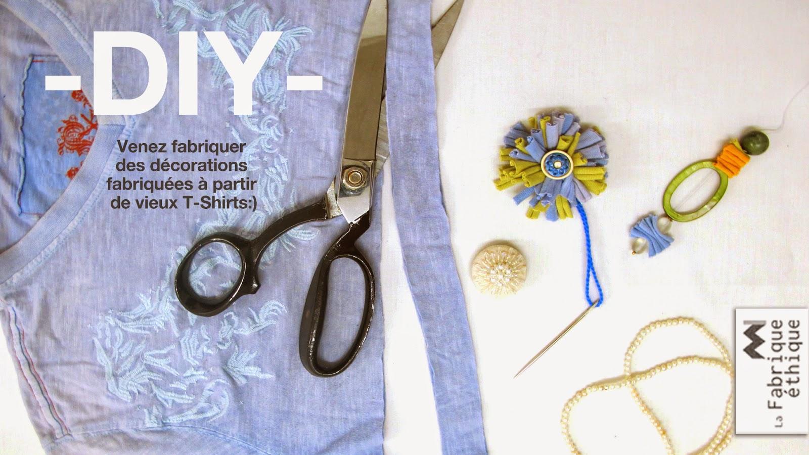 Atelier DIY de couture