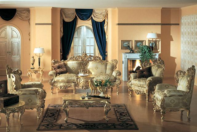 Luxury Living Room Chairs Make Satisfaction Home Decor