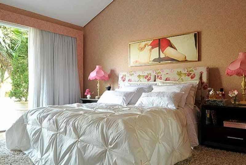 Desain kamar tidur romantis 8
