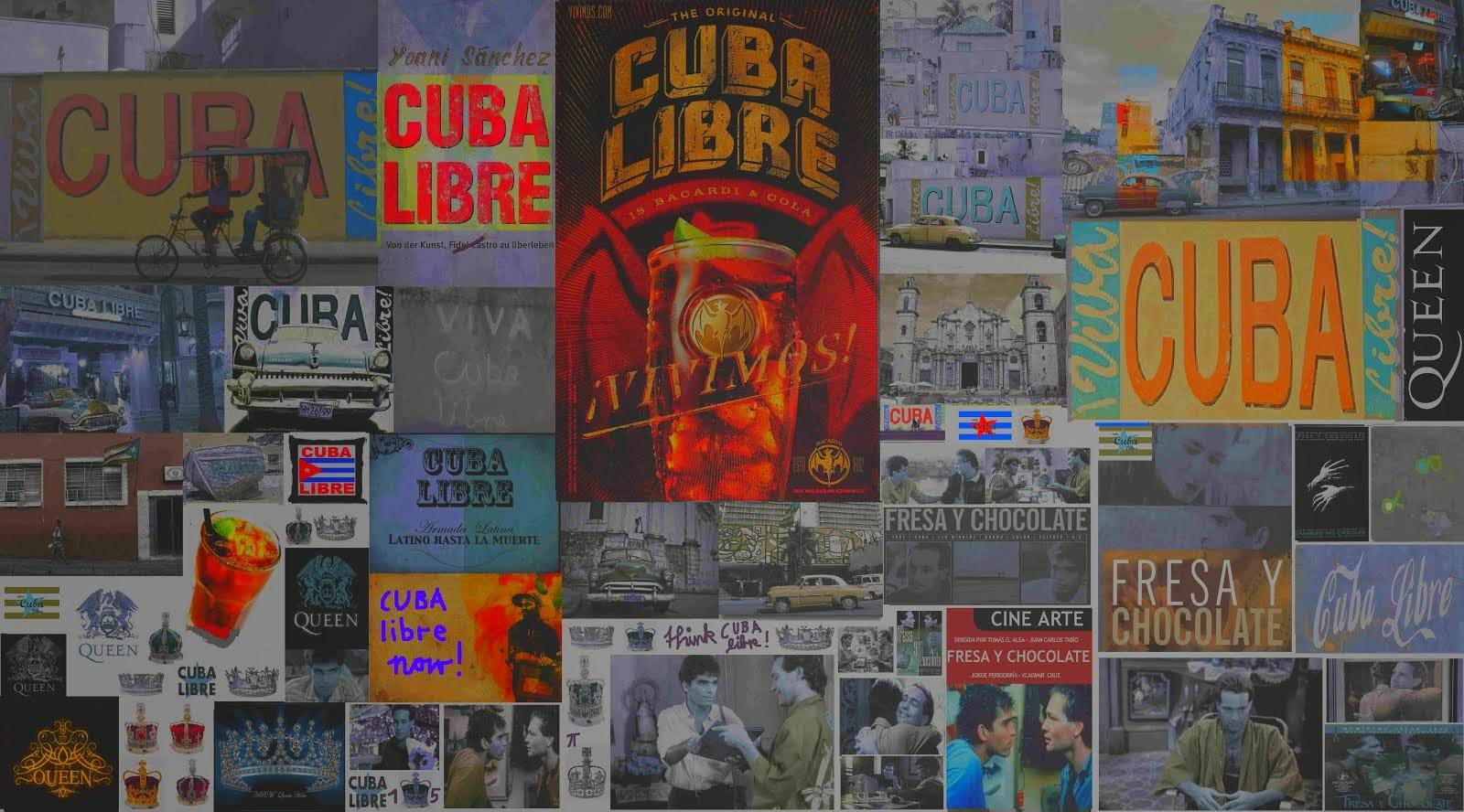 CUBA libre THE MENTAL REVOLUTION mischa vetere DEUTSCHLAND und akribische KUNSTbehinderung PANthéON