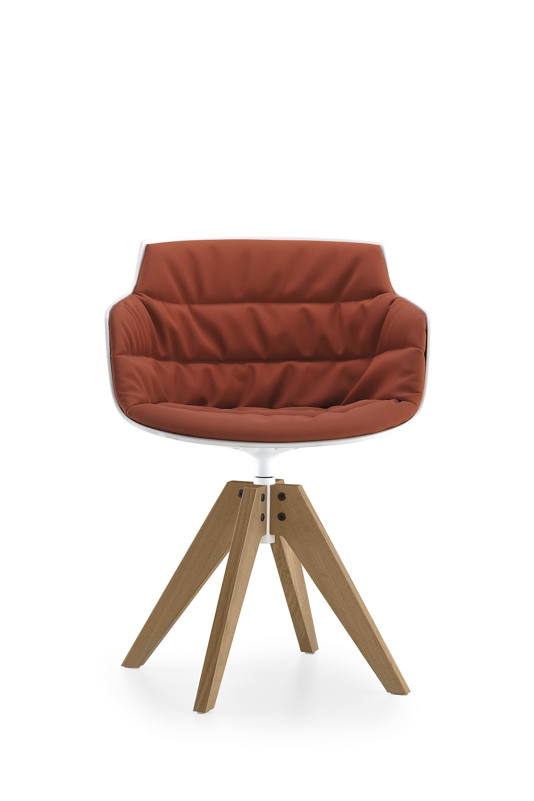 Mdf italia randomito mamba light flow slim armchair for Mdfitalia it