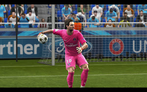 PES 2013 Paris Saint Germain 2012/13 Kits by Wilou
